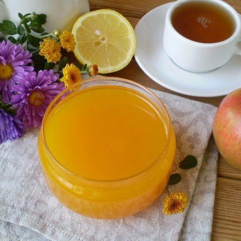 Джем из тыквы с лимоном   Порежьте тыкву на кусочки, залейте водой и варите д…